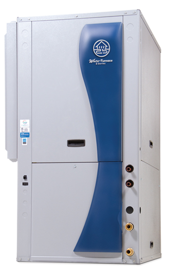 Waterfurnace 5 Series 500A11 by Verdae Geothermal in The Hudson Valley